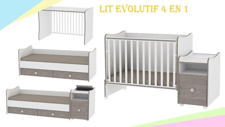 lit evolutif bed-trend